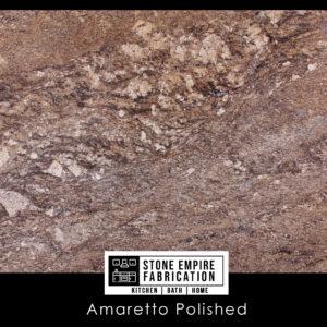AMARETTO-POLISHED