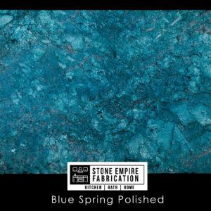 Blue Spring Polished