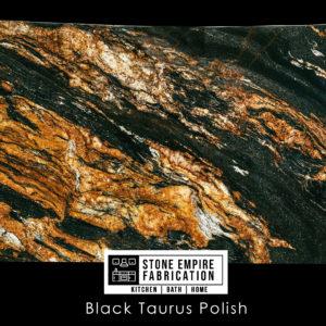 Black Taurus Polish