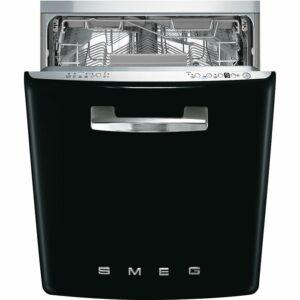 "50's Retro Style 24"" 43 dBA Fully Integrated Dishwasher"
