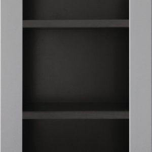 Merillat Classic® Laminate Aluminum Accessory Glass Door